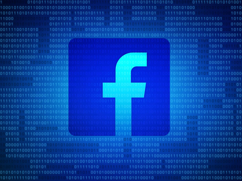 Facebook Logo - Bitcoin 2019 Bitcoin 2020