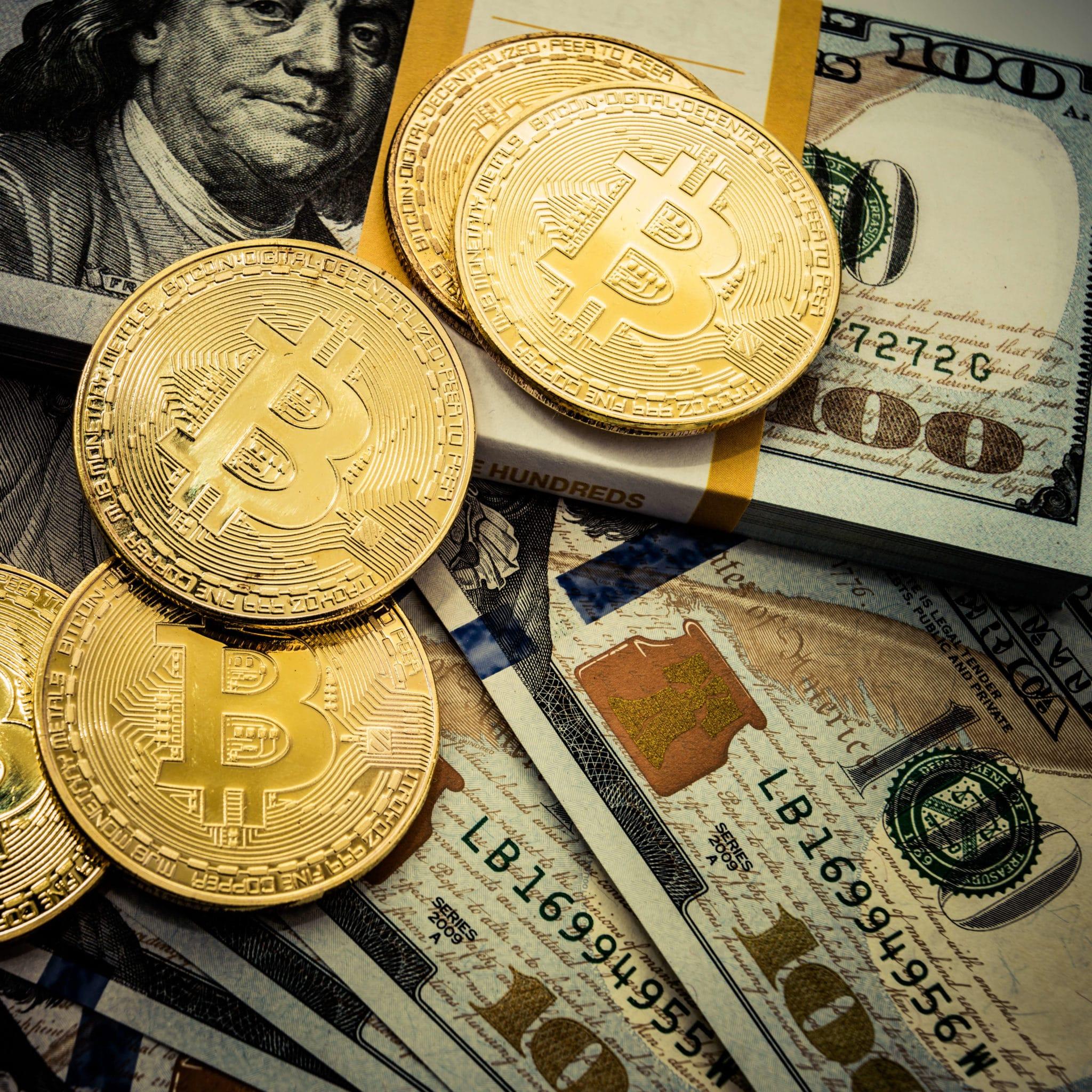 bitcoin und Fiat