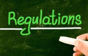 Bitcoin Banken - Regulation