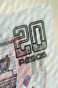 20 Pesos Banknote
