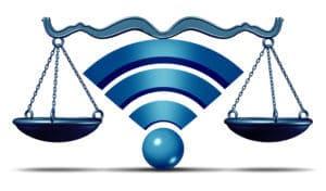 Internet und Waage BaFin