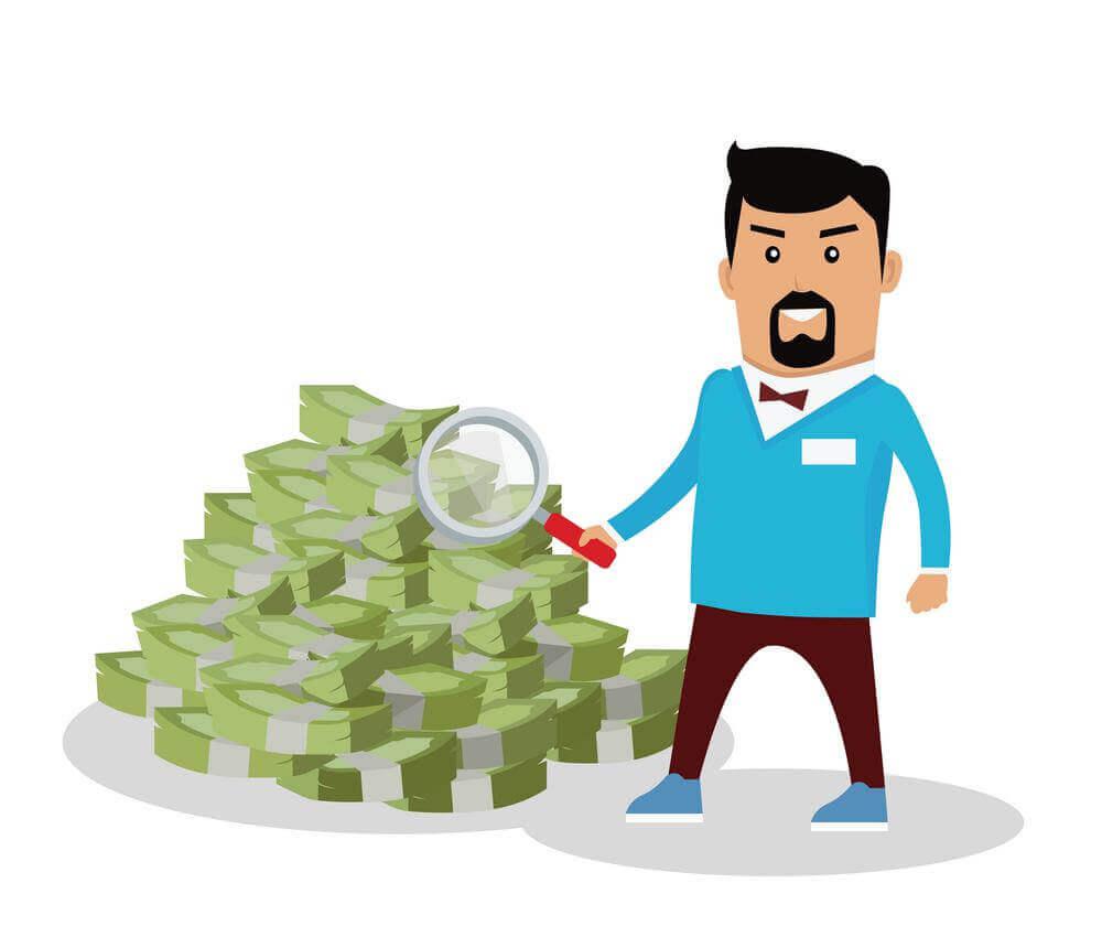 Bewertung von Kryptowährungen
