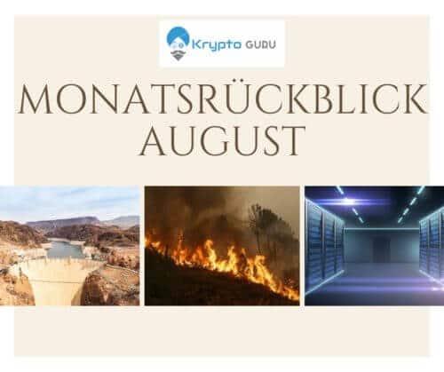 Kryptonews August
