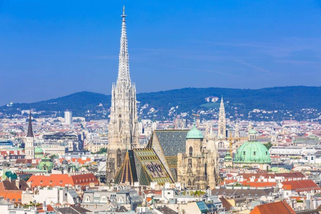 Wien Token CO2-Verbrauch