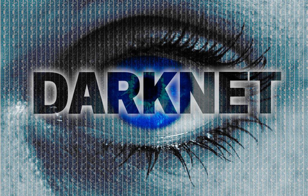Darknet Auge - deutsches Darknet