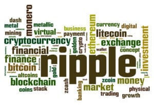 Ripple Coin- digitale Währung Ripple