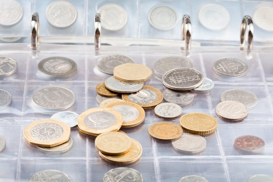 Digitales Geld in Tunesien - Dinar Münzen