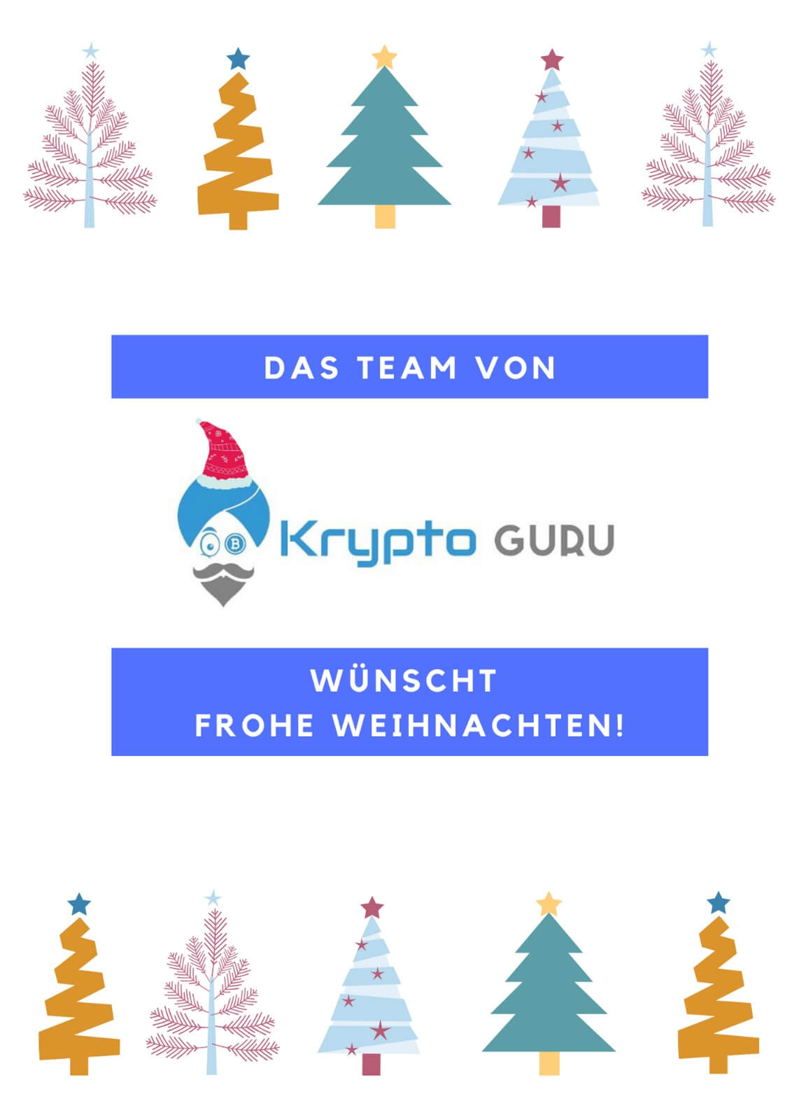 Krypto Guru Weihnachten - Bitcoin 2019 Bitcoin 2020
