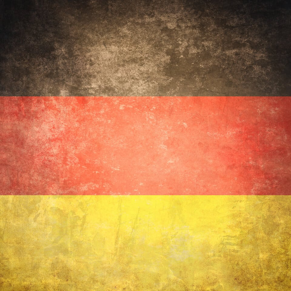 Deutschland Farben - Bundesbank Chef
