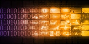 Zahlen werden zu Bildern - Bitpanda Global Exchange