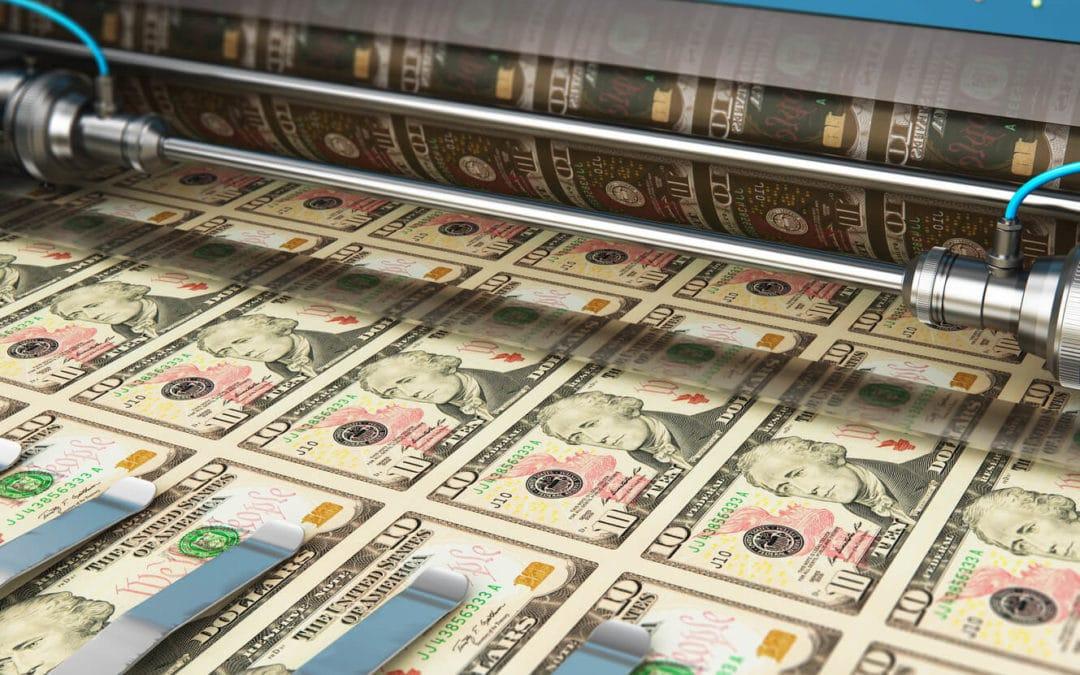 Wird der nächste Bitcoin Bullenmarkt gerade durch die US-Notenbank ausgelöst?