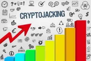 Krypto Jacking Illustration - Envion Mining AG Envion ICO Scam
