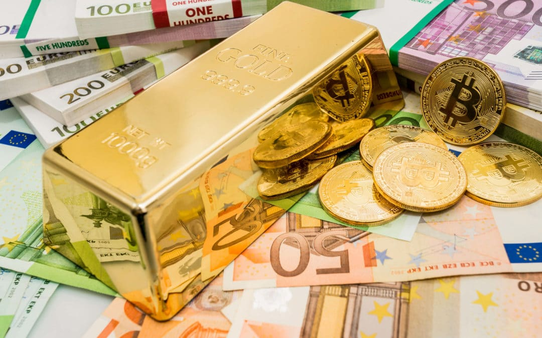 Gold und Bitcoin in neuem Index vereint