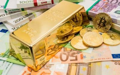 Gold und Bitcoin in neuem Index vereint