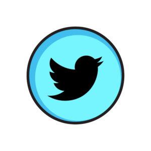 Twitter Logo Vogel - Twitter Crypto Emoji
