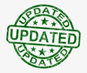 Update, Updated Stempel - Binance Upgrade