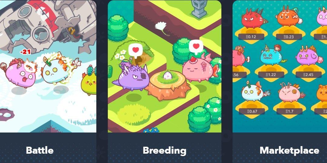 Echtes Gold beim zocken von Krypto-Pokémon-Spiel gewinnen