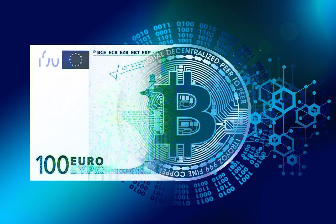 Bitcoin Hundert Euro Schein Stellar Lumen