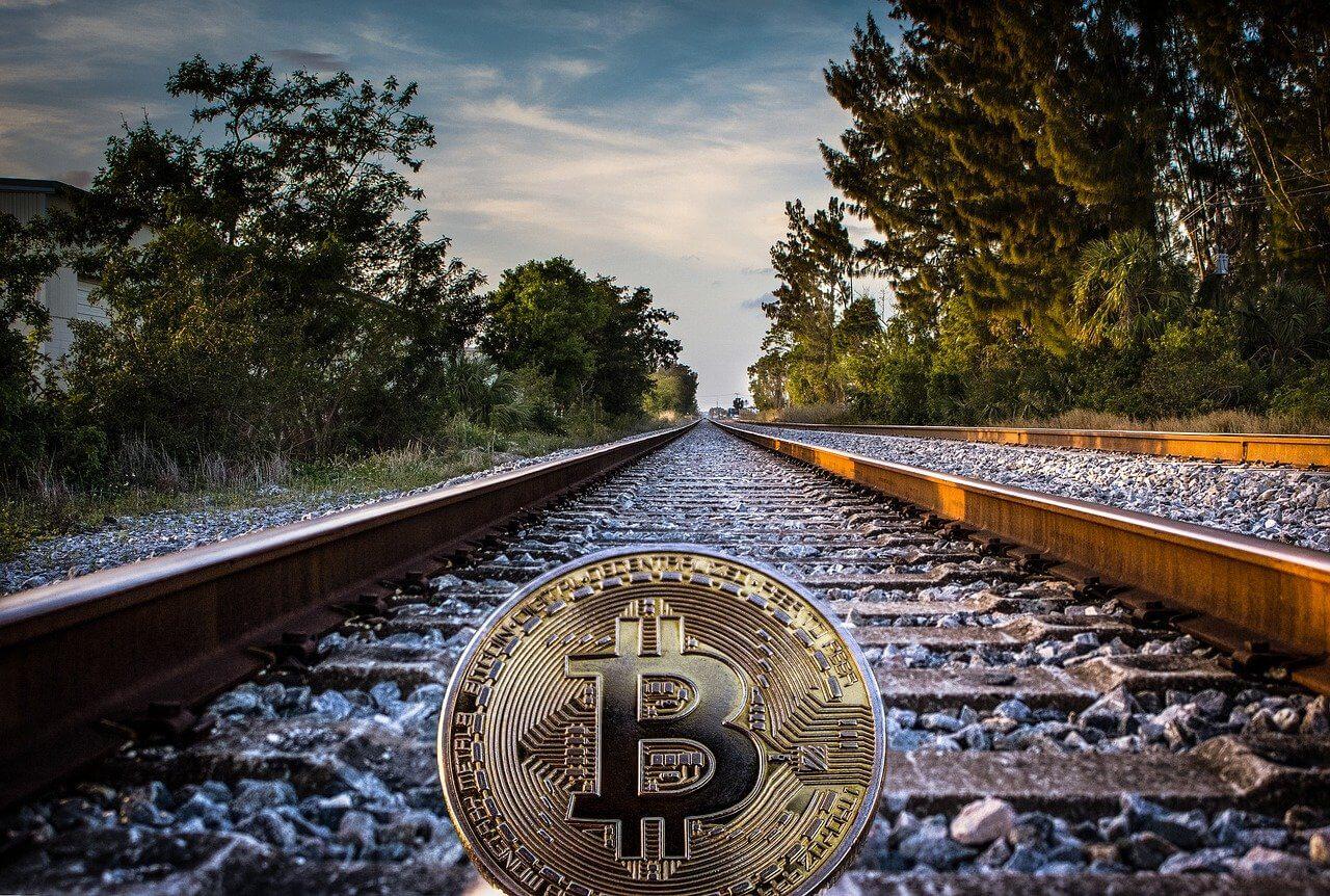 Bitcoin Gold Münze Eisenbahn Bitcoin Geburtstag