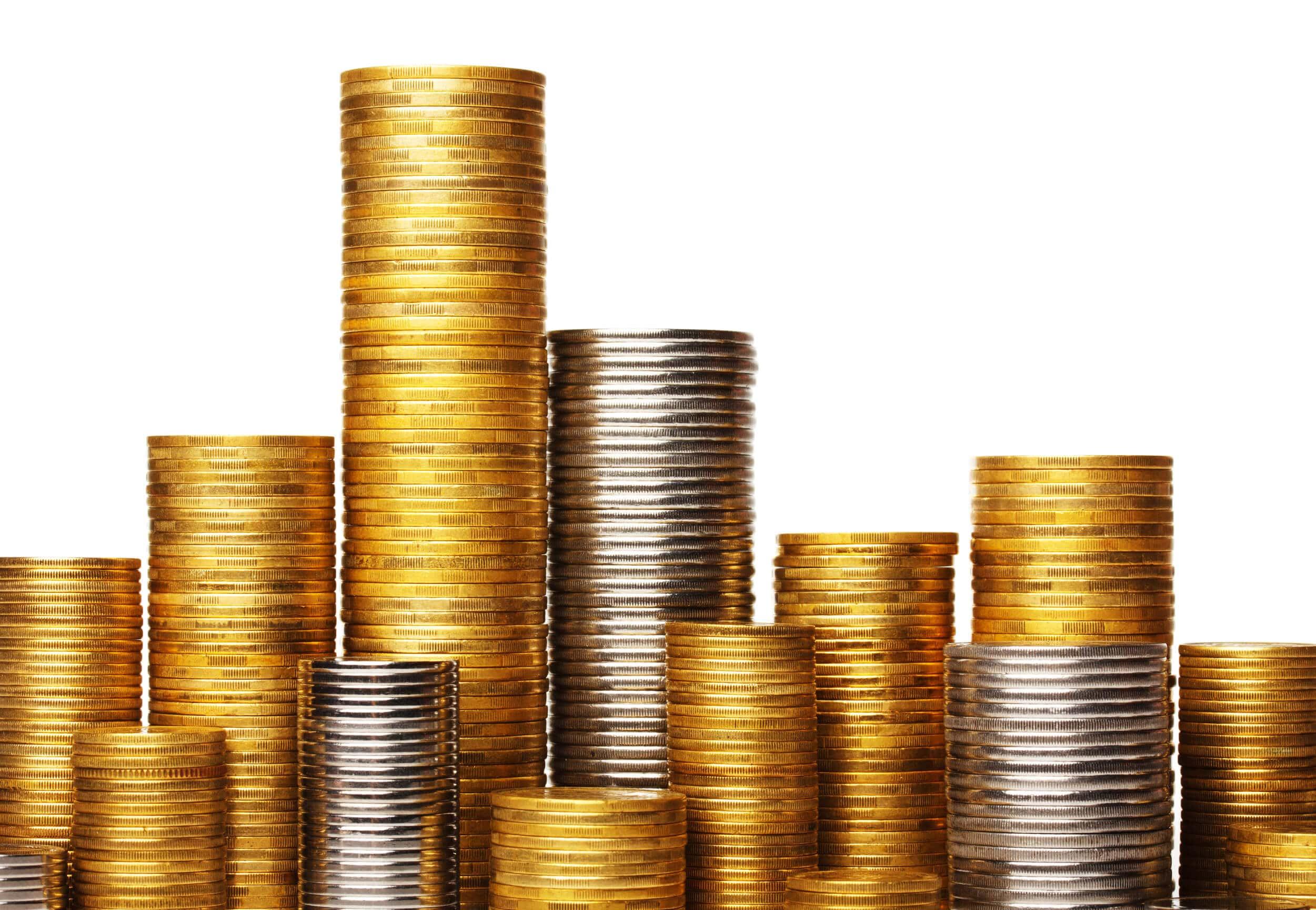 Gold Silber Münzen Aave Coin kaufen