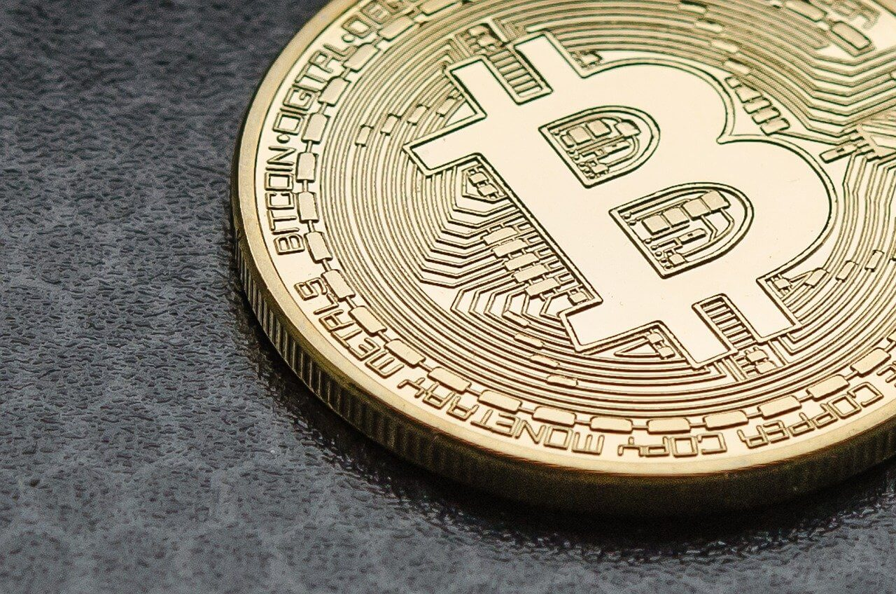 Bitcoin Gold Münze Morgan Stanley Bank