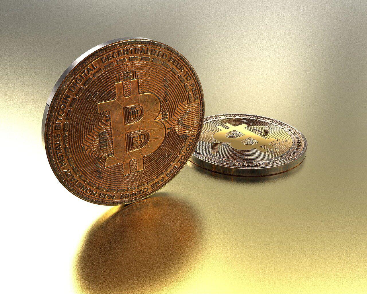 Bitcoin Gold Münze Privates Geld
