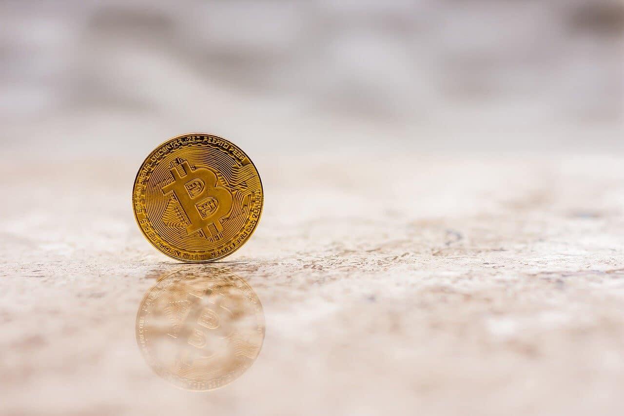 Bitcoin Gold Münze Schweizer Privatbank