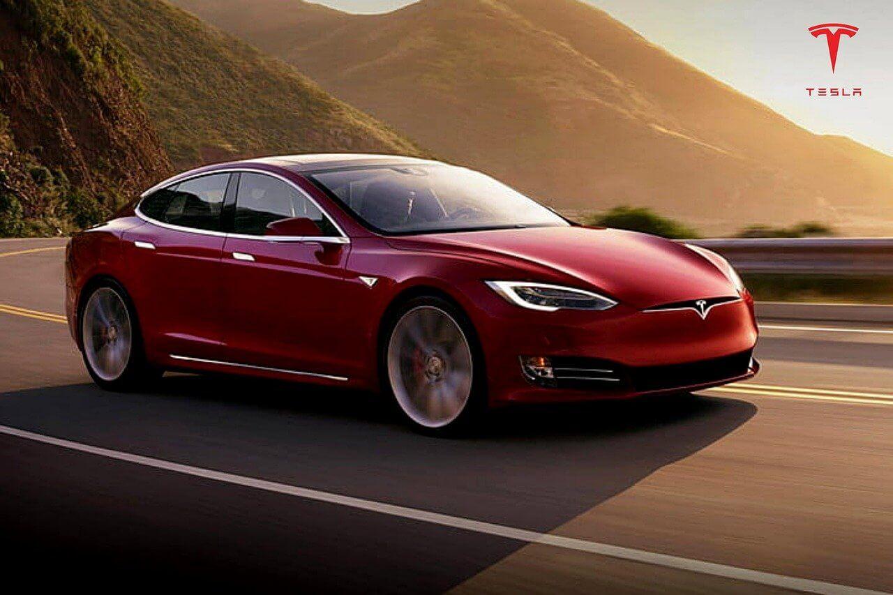 Tesla Elektroauto Tesla Bitcoin Gewinn