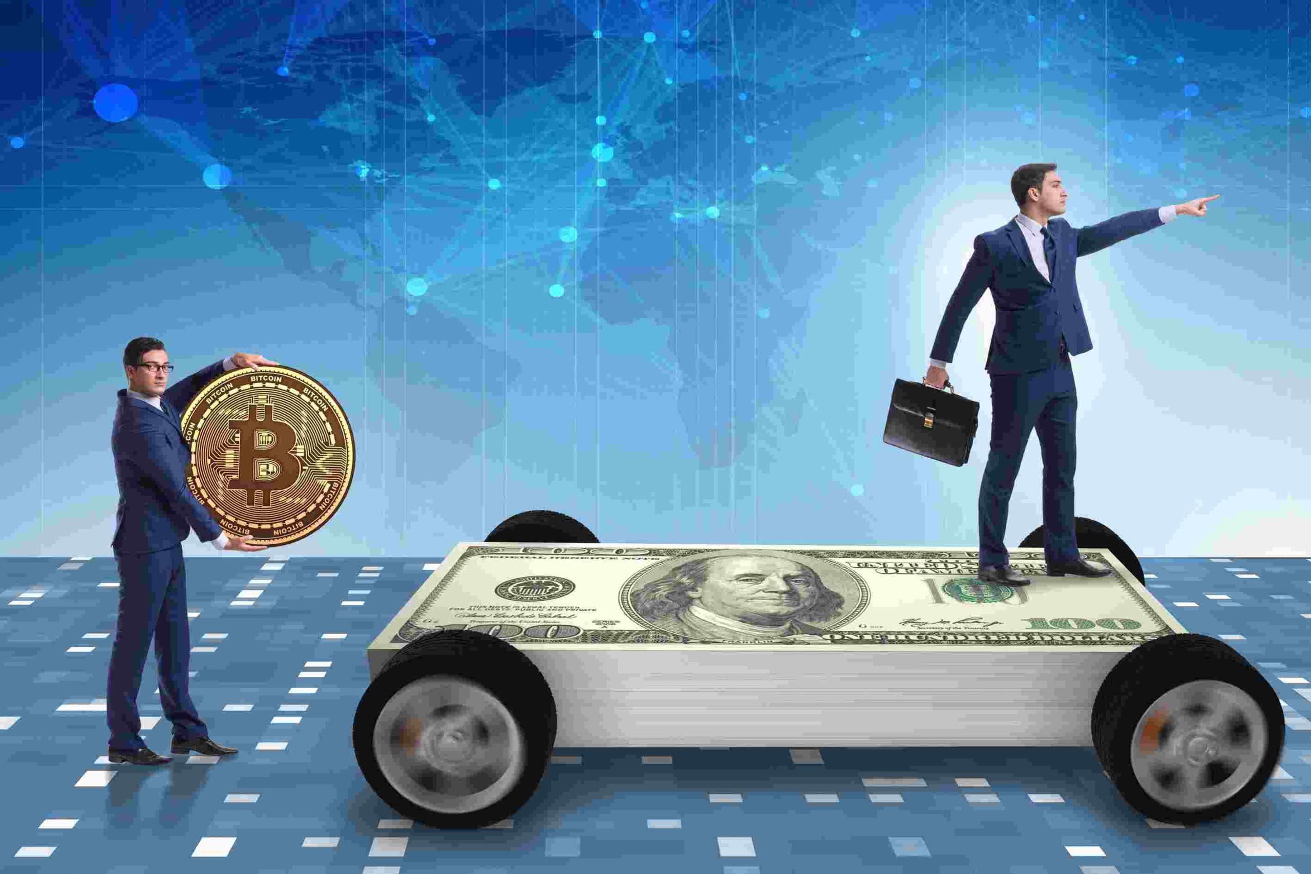 Tesla mit Bitcoin kaufen