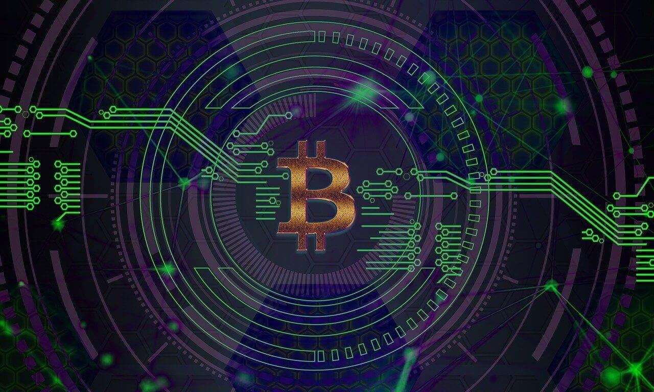 Ron Conway Bitcoin Logo
