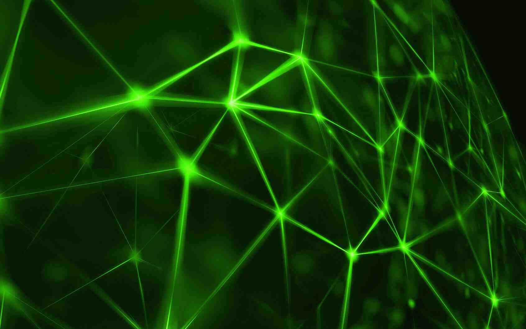 Yield Farming Blockchain Netzwerk