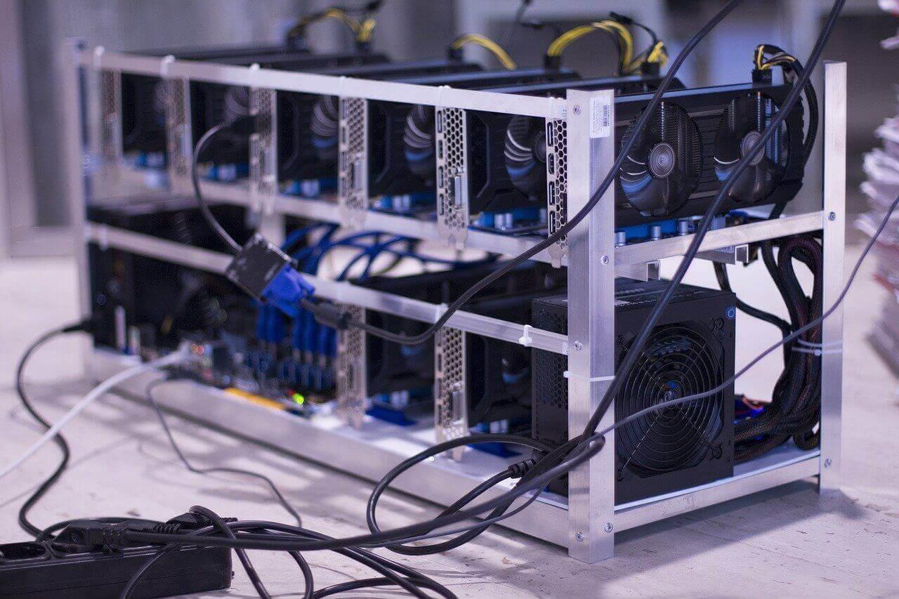 Bitcoin Mining Rig Bitcoin Hashrate