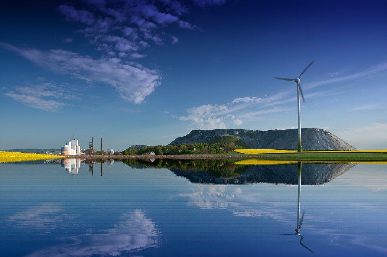 Mining mit erneuerbaren Energien