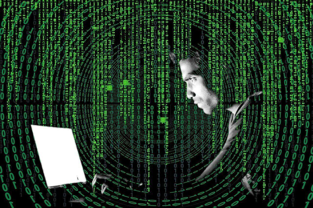 Bitcoin Website DDoS-Attacke