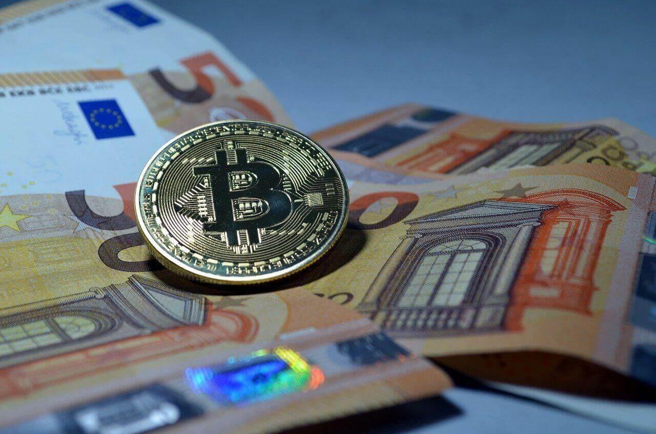 Digitales Euro Projekt Bitcoin