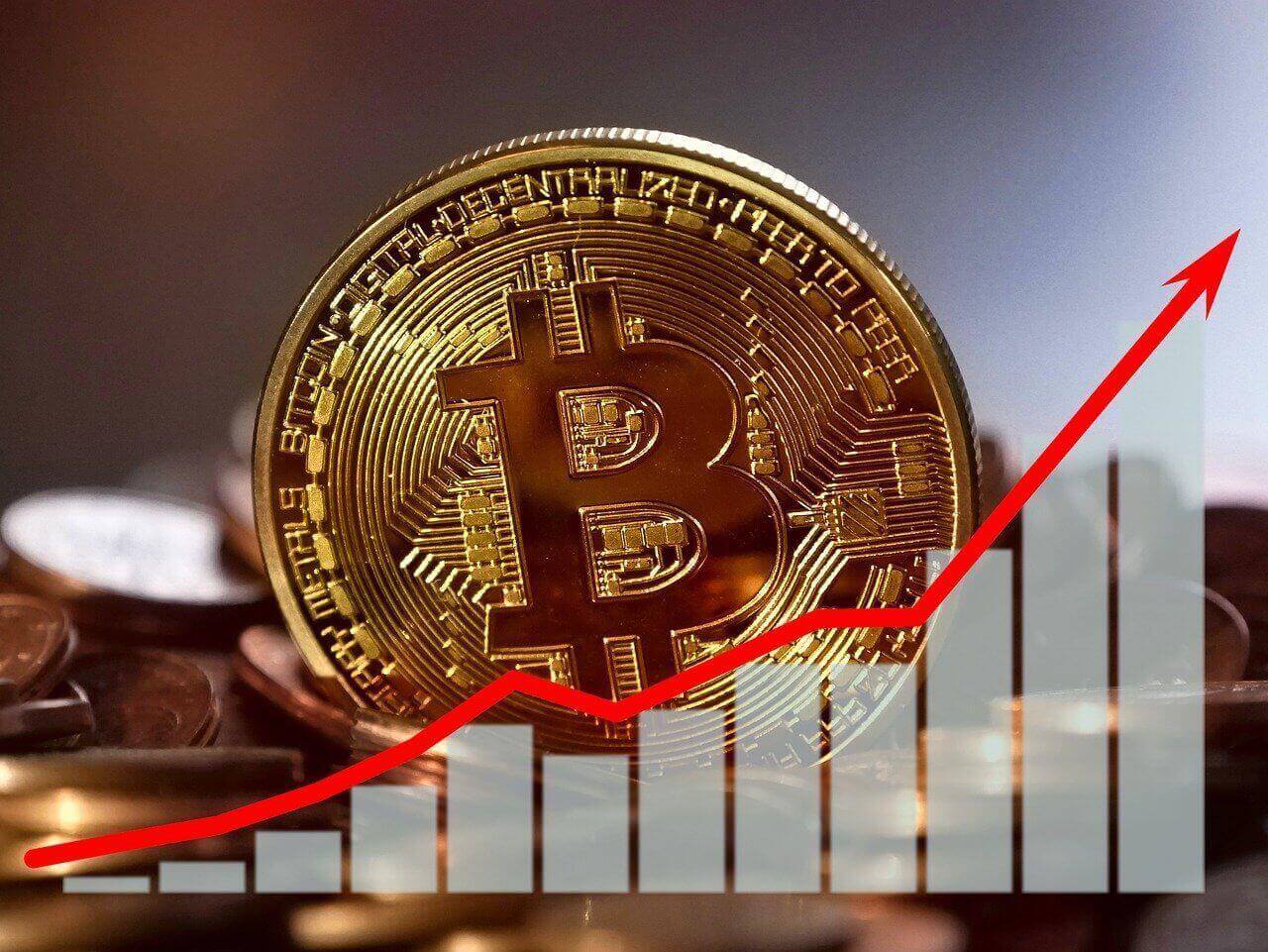 Krypto Fonds lassen Bitcoin wachsen