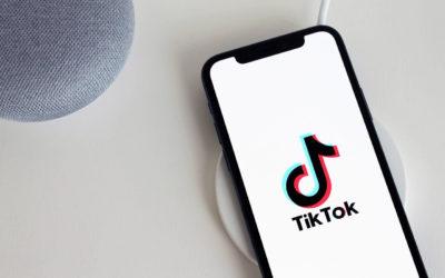TikTok verbannt Krypto Werbung