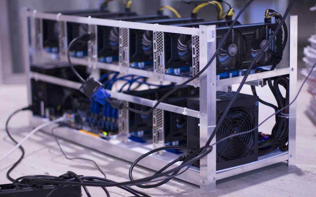 Stromschlag tötet Mann beim Bitcoin Mining