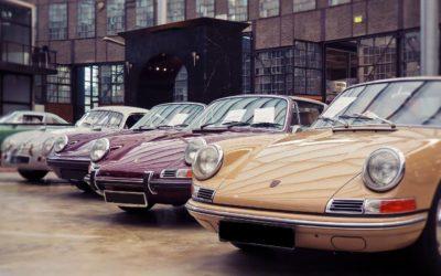 Wie Porsche im NFT Markt Fuß fasst