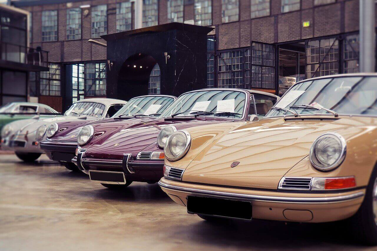 Porsche im NFT Markt