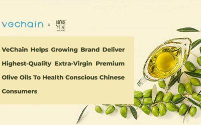 VeChain Update: Lösungen für Olivenöl, Tierfutter & digitale Kohleemission