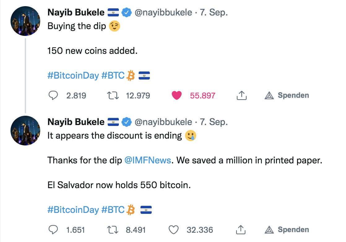 Bitcoin Lightning Tweet