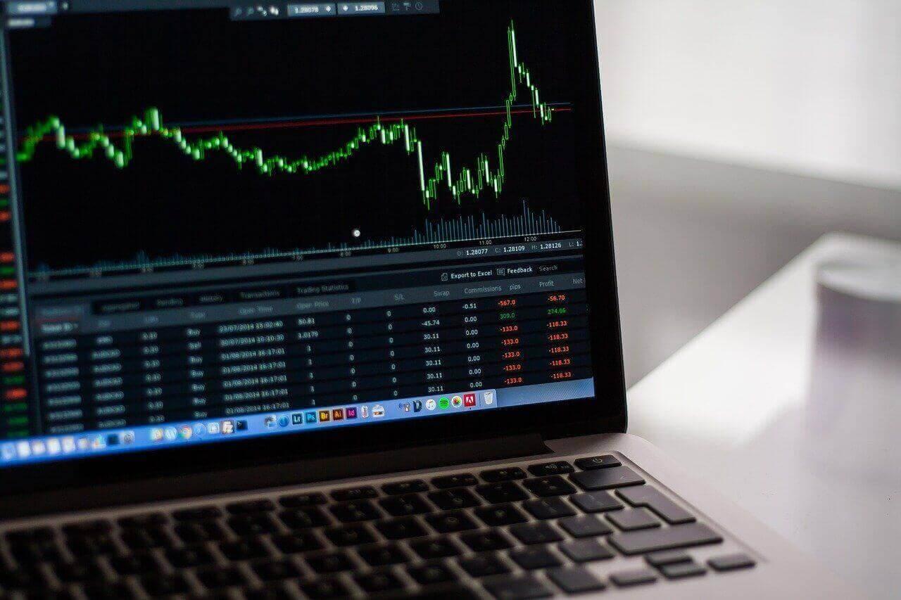 Coinbase Prognose Laptop Aktie