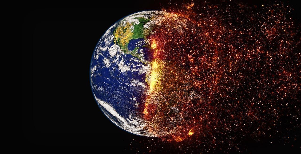 Blockchain Klimawandel